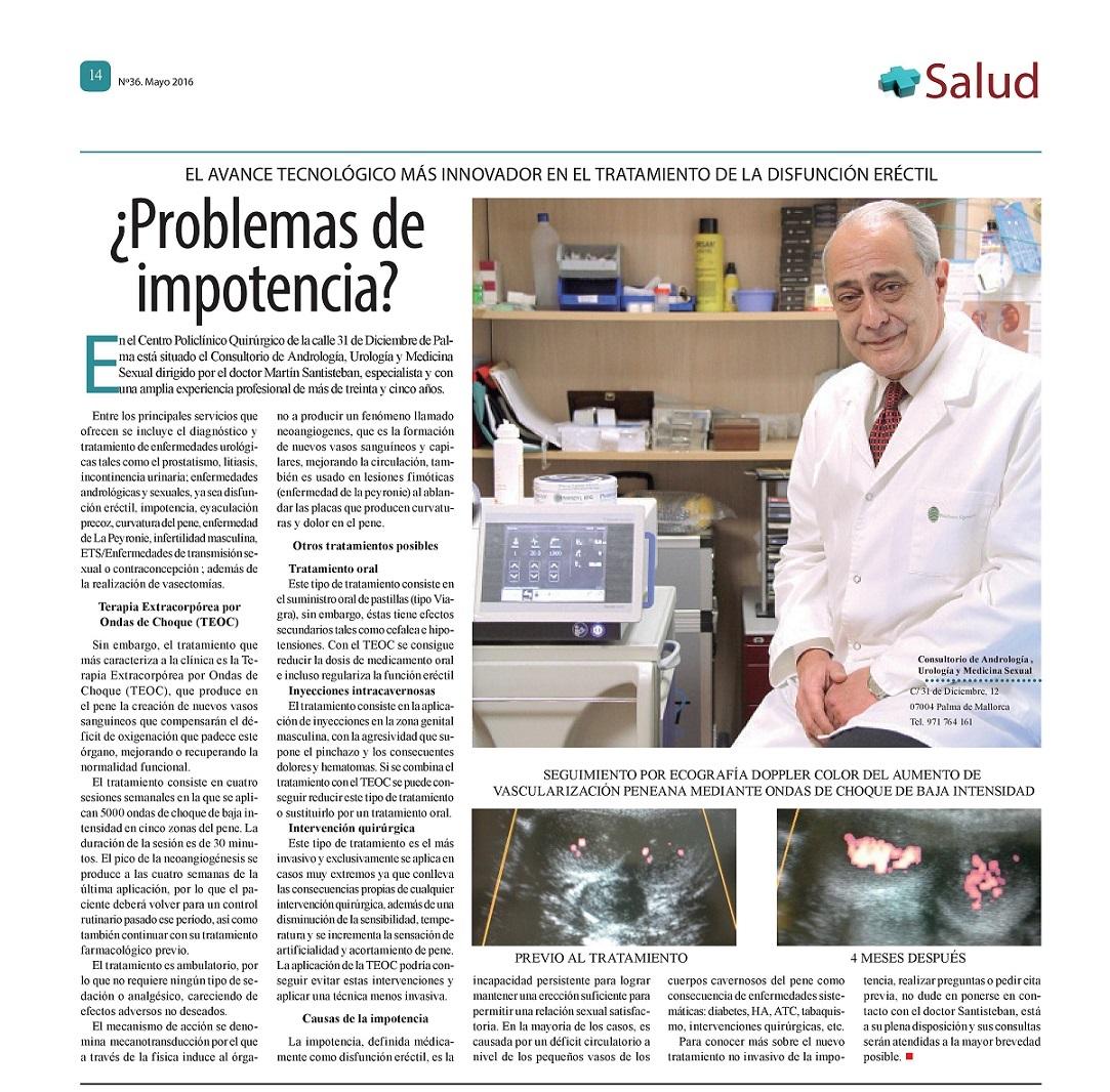 Reportaje-Ultima-Hora-Salud-Palma-de-Mallorca-Santisteban-Urologo-Ondas-de-Choque-Impotencia-Disfuncion-erectil